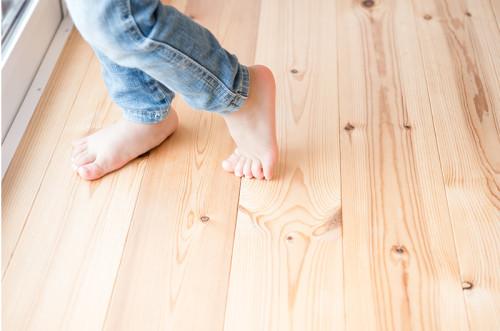 無垢の床1